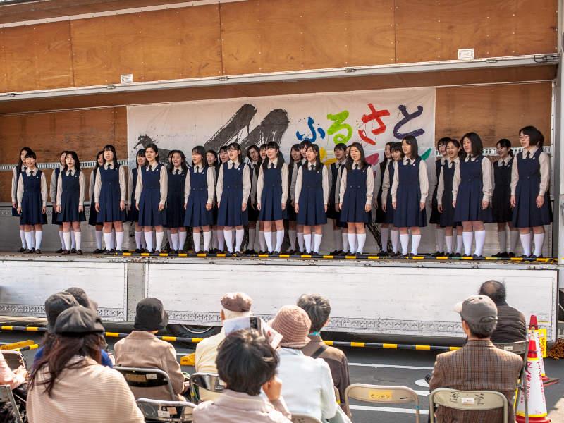 清泉女学院中学校音楽部