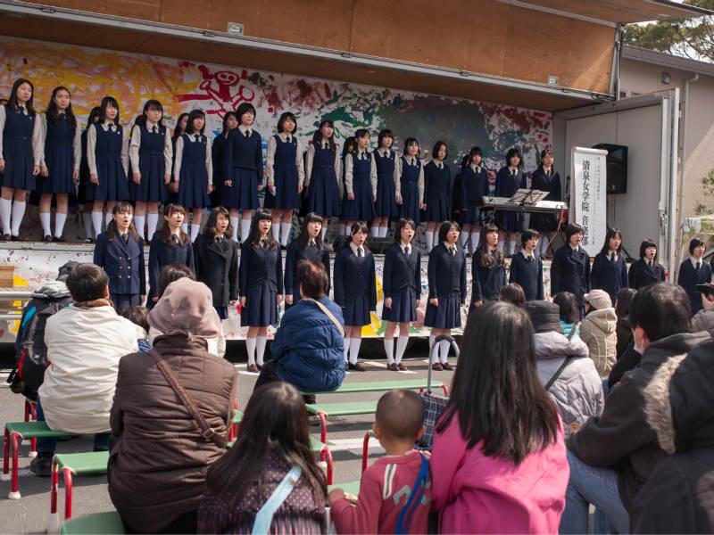 清泉女学院音楽部