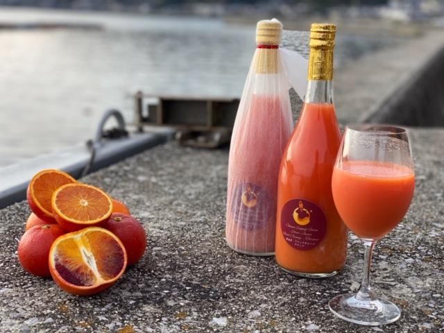 ブラッドオレンジジュース(タロッコ)